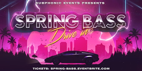 Spring Bass Drive In ft. Virtual Riot, Modestep, & Hairitage tickets