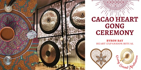 Cacao <3 Gong Ceremony - Vibrate into the Heart of  Christ Consciousness tickets