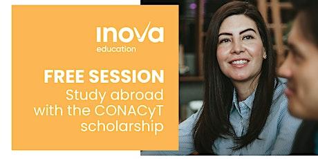 Estudia en el Reino Unido u Holanda con la beca de CONACyT entradas