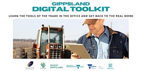 Gippsland Digital Toolkit Series - Digital Marketing tickets