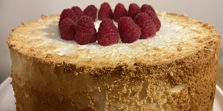 Annie's Signature Sweets Virtual Angel Food cake baking class tickets