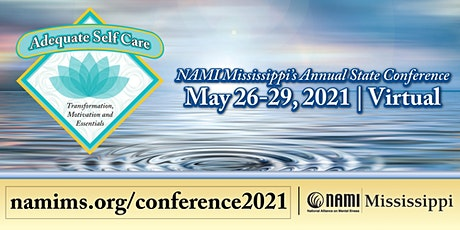 NAMI Mississippi's 2021 State Conference - Virtual Event tickets