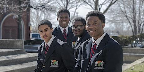 Frederick Douglass Academy for Young Men Virtual Open House tickets
