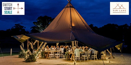 Tipi Under the Stars Networking tickets