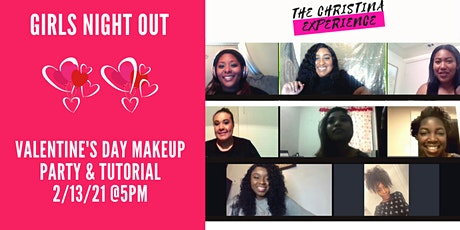 Free Event!! Valentine's Day Makeup Tutorial & Party! tickets