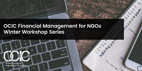 OCIC Financial Management for NGOs Winter Workshop Series tickets