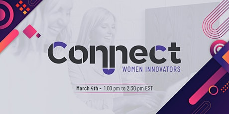 Connect: Women Innovators tickets