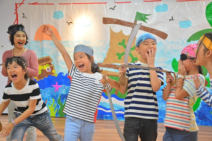 Speech and Drama Trial Class -  Ages 5-8 (afternoon) image