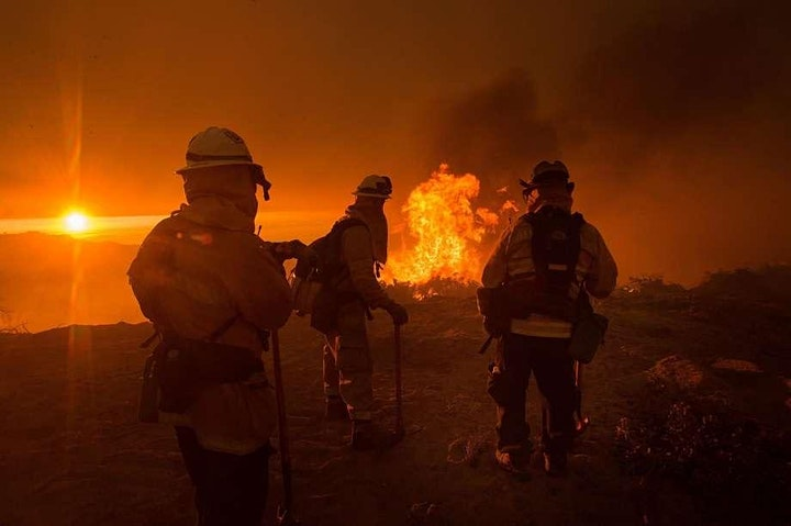 Wildfire Preparedness: Recovering from Wildfire Virtual Meeting image