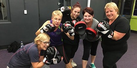 Morning BEGINNERS BOXING Class FREE TRIAL TICKET tickets