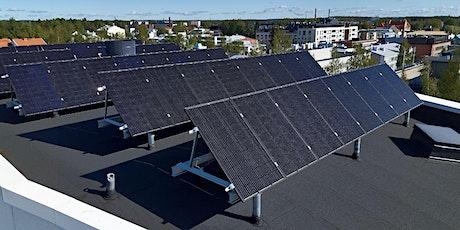 Solar for Strata tickets
