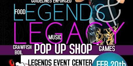 POP UP SHOP PLUS CRAWFISH BOIL! tickets