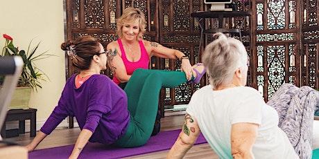 Mat Pilates for Strength, Balance and Stamina tickets