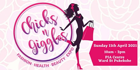 Chicks n Giggles Women's Expo 2021 tickets