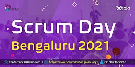 Scrum Day Bangalore 2021 tickets