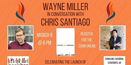 Wayne Miller in Conversation with Chris Santiago: We the Jury Book Launch tickets