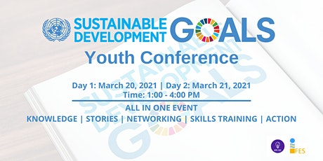 Sustainable Development Goals Youth Conference tickets