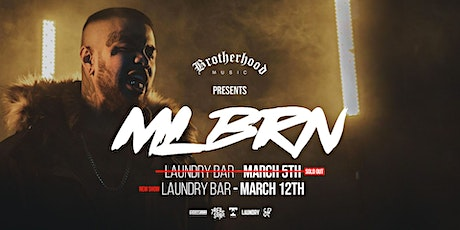 MLBRN (Live) - Melbourne Show - Laundry Bar tickets