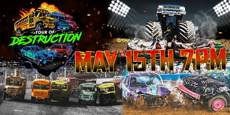TOUR OF DESTRUCTION - HICKORY MOTOR SPEEDWAY tickets