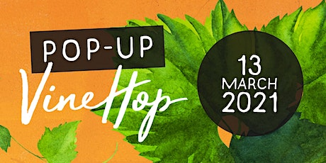 Pop-up VineHop 2021 tickets