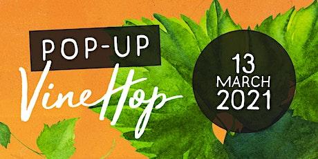 Pop-up VineHop 2021 tickets