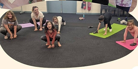 Yoga Storytime @ Cove Civic Centre tickets