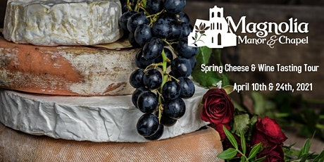 Spring Cheese & Wine Tasting Tour tickets