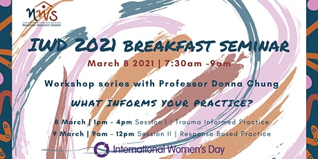 NWS IWD 2021 Breakfast Seminar & Workshop Series tickets