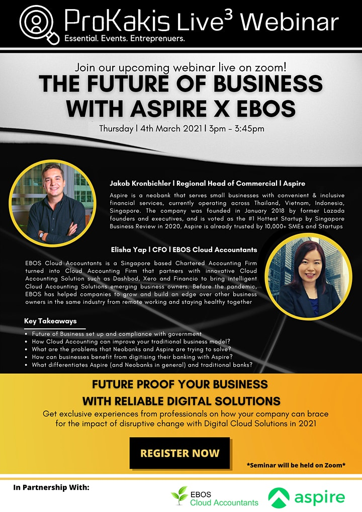 The Future of Business with Aspire X EBOS image