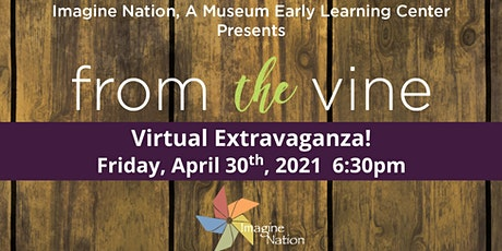 From the Vine: Virtual Extravaganza tickets