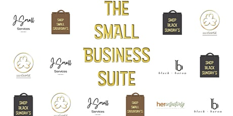Shop Small Businesses @333.Lounge:2pm - 3pm tickets
