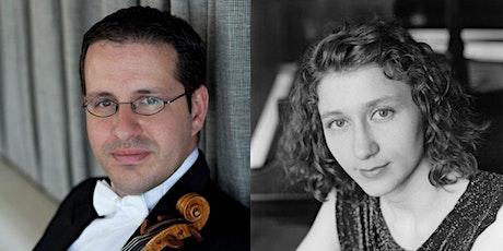 Adam Chalabi and Anna Grinberg tickets