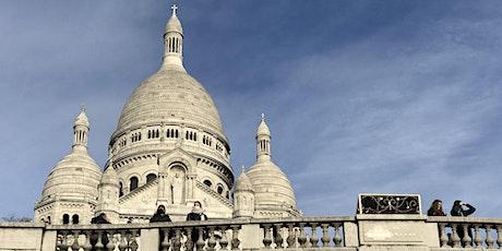PARIS MONTMARTRE  - BALADE STREET-ART ET SPACE INVADERS(spécial Familles) billets
