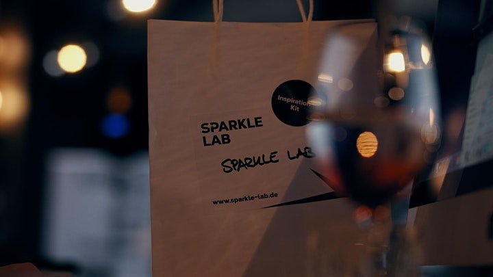 SPARKLE LAB #5: Race against Social Media - Drinks. Talks. Inspiration.: Bild