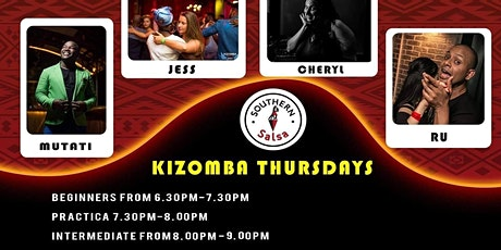 Elite Kizomba Movement Thursday night classes tickets