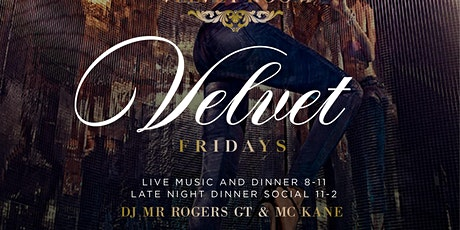 Supperclub Fridays at The Velvet Room (8-2am) tickets