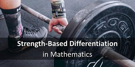 Strength-Based Differentiation in Mathematics tickets