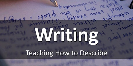 Writing: Teaching How to Describe tickets