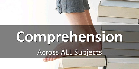 Comprehension Across All Subjects tickets