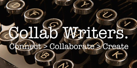 Collab Writers Networking & Special Guest, Filmmaker, Giles Alderson tickets