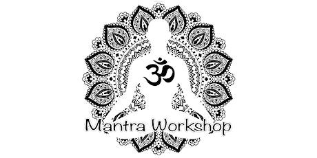 Mantra Workshop tickets