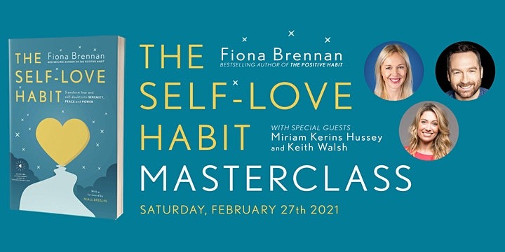 The Self-Love Habit Masterclass image