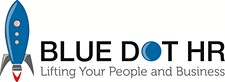 Blue Dot Human Resources logo