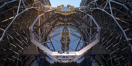 Online Astronomy Talk: The Extremely Large Telescope: what, why and how? tickets