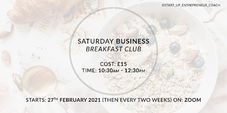 Networking Business Breakfast Club tickets