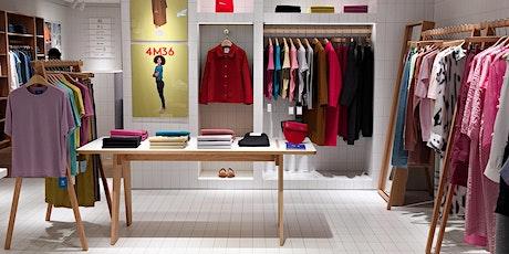 Shop Floor Layouts in Visual Merchandising Webinar biglietti