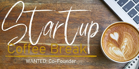 Startup Coffee Break Tickets