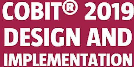 CobIT 2019 Design and Implementation bilhetes
