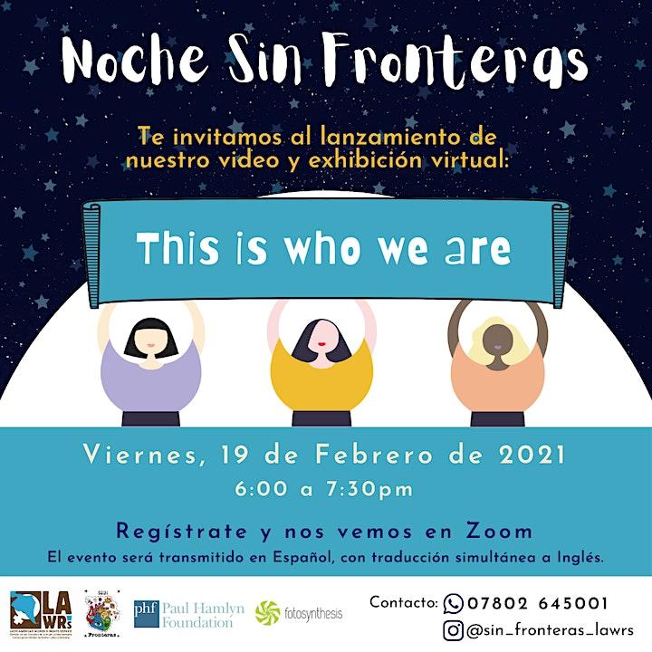 Noche Sin Fronteras image