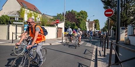 2nde étape du tour à vélo des aménagements cyclables du Grand Paris billets